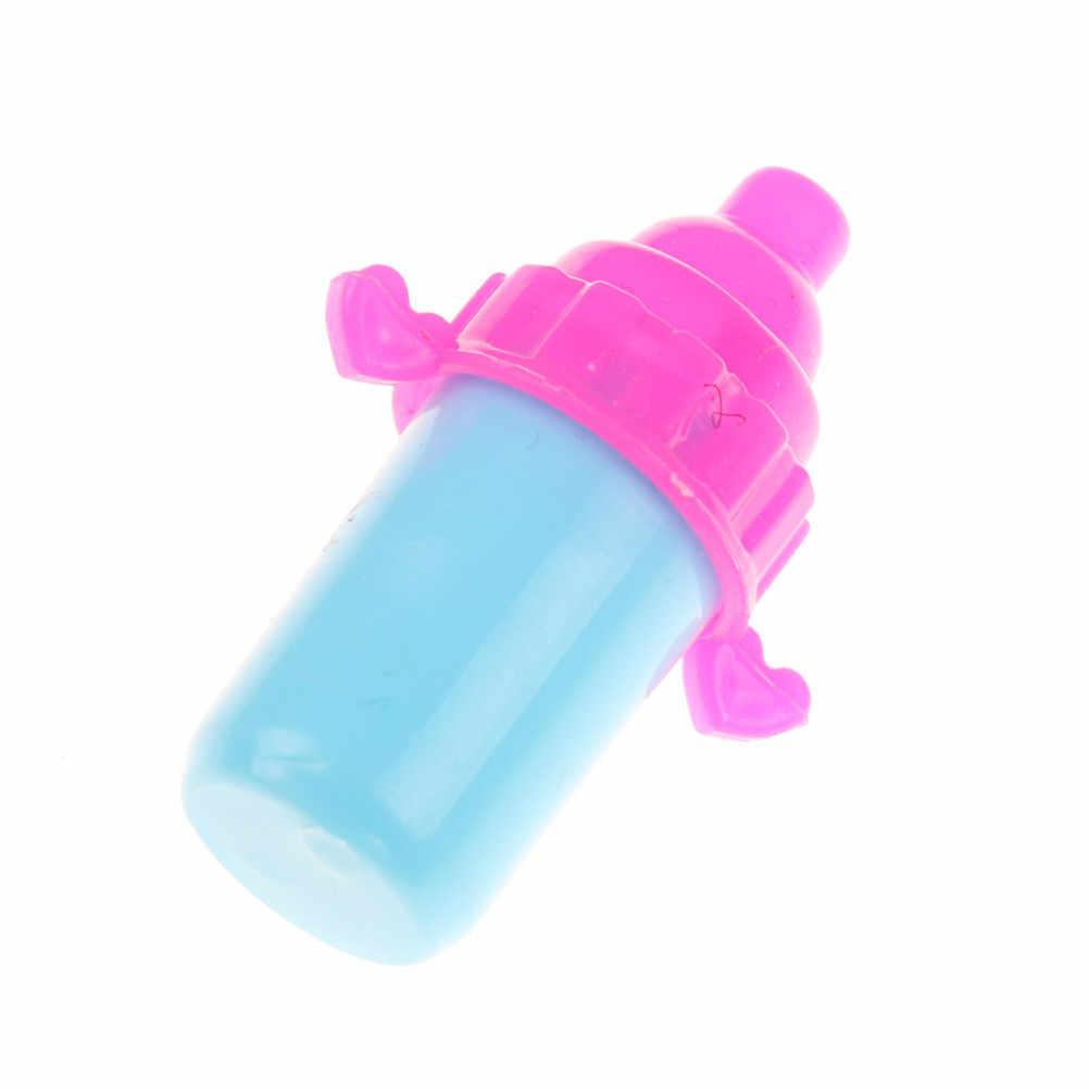 1/2/3pcs חלב בקבוק פטמת בובת האכלת בקבוק מצחיק תינוק יילוד בובת אביזרי עבור 43 cm/18 אינץ זימים בובה
