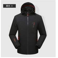 Original Outdoor Jacket New Arrival Men Outdoor Warm Hoodie Manteau Veste Homme Waterproof Windbreaker Man Coat Chaquetas Hombre