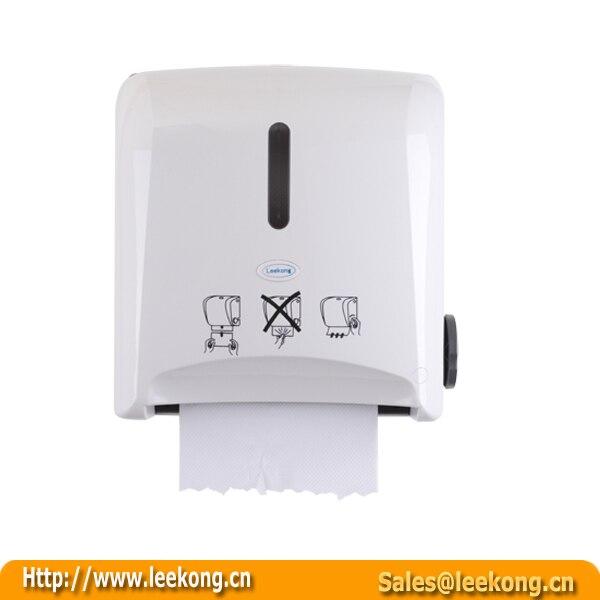 Auto Cut Paper Towel Dispenser Auto Cut Hand Roll Towel Dispenser In Bathroom Accessories Sets