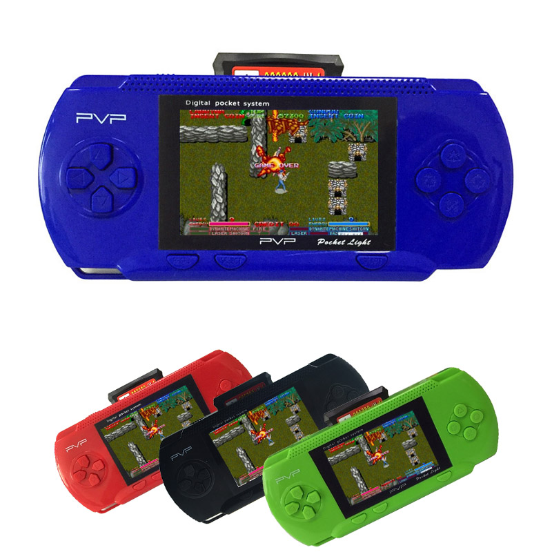 Portable Exhibition Games : Inch lcd display portable pvp handheld game