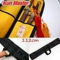 Сумка для ножей Tai chi Wushu  сумка для ножей Кендо айкидо  чехол с ремнем и рулем katana 112см