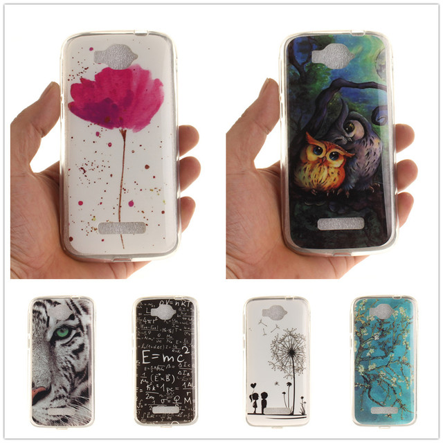 New Arrive TPU Case for Alcatel c7 Silicone Soft TPU Pouch Mobile Phone Case Cover for Alcatel One Touch POP C7 7041D OT 7040D