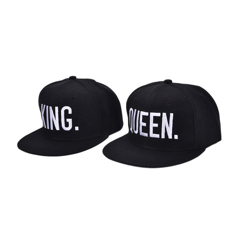 034efbfeefd 2017 new Brand new hot sale QUEEN KING basdeball cap hats hip hop QUEEN  letter caps Lovers snapback sun hat caps-in Baseball Caps from Apparel  Accessories ...