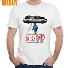 New Sale Drift  AE86 Car T Shirt Man Soft Round Neck Camiseta Breathable Causal Top design Arrival