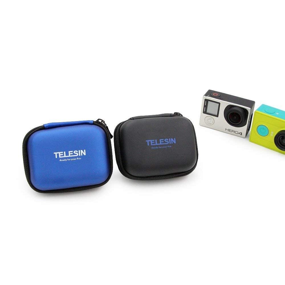 Portable Mini Box Xiaoyi Bag Sport Camera waterproof Case For Xiaomi Yi 4K Gopro Hero 6 5 4 3+ SJCAM Sj4000 EKEN H9 Accessories