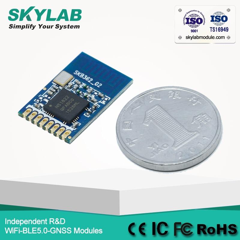 SKYLAB SKB362 nordic nRF51822 rozhraní SPI / GATT / GAP / L2CAP ADC - Elektronika Automobilů