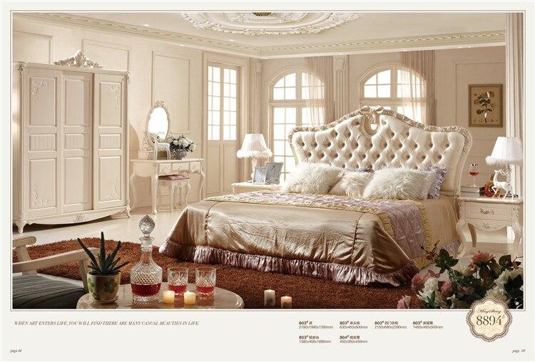 hot sale Luxury classical bedroom furniture 0409. King Bedroom Sets Sale Promotion Shop for Promotional King Bedroom