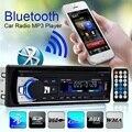 In dash car stereo auto rádio leitor de usb/sd/aux/fm bluetooth handsfree unidade de cabeça
