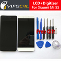 For Xiaomi Mi 5S LCD display + Touch Screen Digitizer High Quality Replacement for Mi5S 5.15 inch Mobile Phone