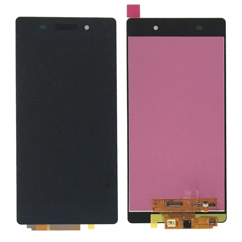 Black LCD Display Touch Screen Digitizer Assembly For Sony Xperia Z2 D6502 D6503 D6543 L50w for sony 10pcs lot sony xperia z2 d6502 d6503 d6543 dhl