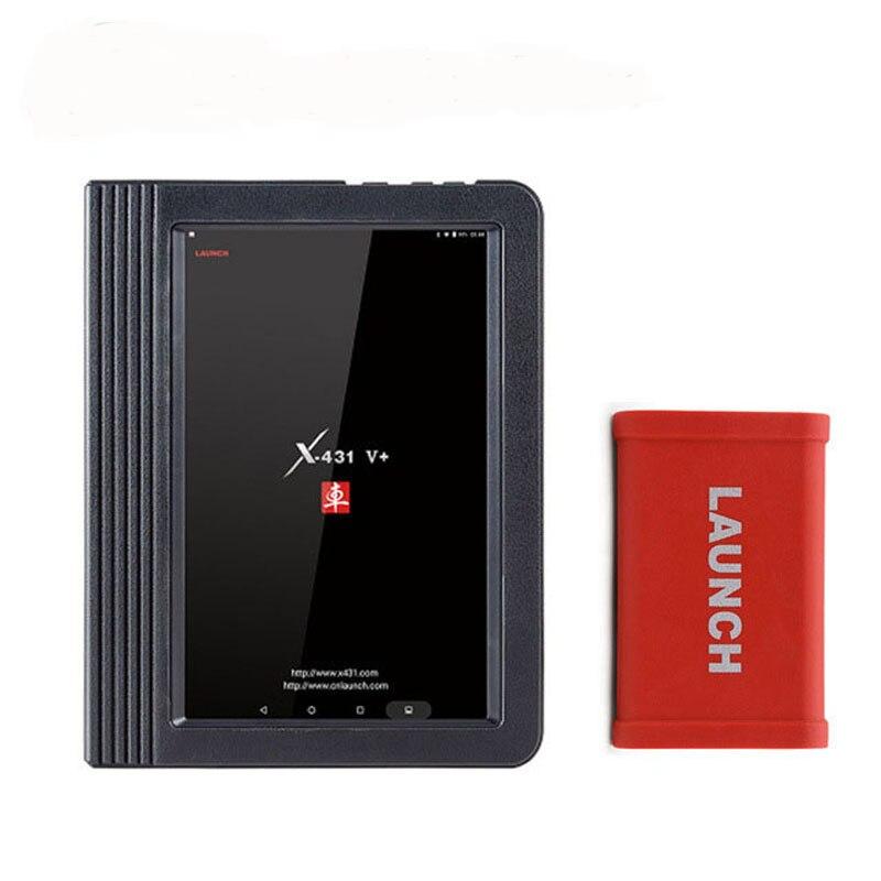 Originale Del Lancio X431 V + e X431 HD heavy duty da 10.1