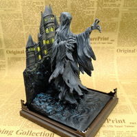 Original Garage Kit Classic Toy 14cm Harry Potter Dementor Movies Moment Action Figure Collectible Model Loose Toy Kids Gifts
