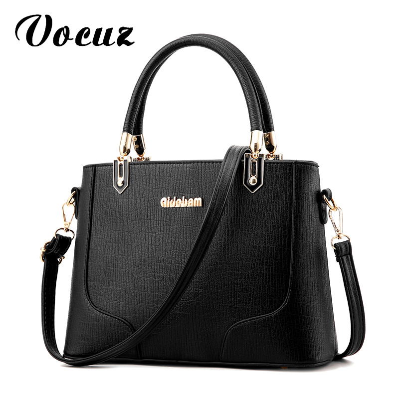 ФОТО Square Veins Women Bag Casual PU Leather Tote Zipper Crossbody Bags Ladies Shoulder Bag Original Design Satchel Travel