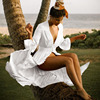 Crochet Swimsuit Beach Dress 4