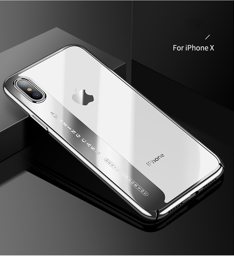 plating case for iPhone X Case (10)
