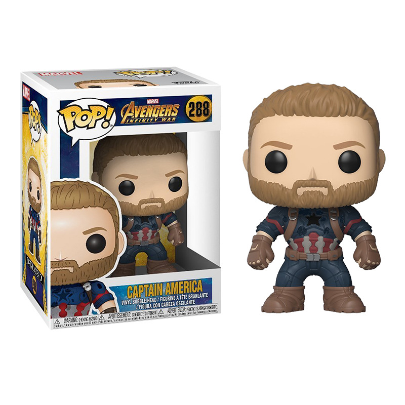 Funko Pop Marvel Avengers: Endgame 21