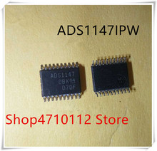 NEW 10PCS/LOT ADS1147IPW ADS1147IPWR ADS1147 TSSOP-20 IC