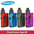100% Original Innokin iTaste Kroma Vape System Kit 2000mah battery Output Power6 -75W w/ Bright OLED Screen Electronic Cig Kit