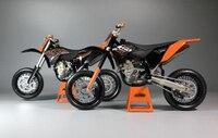 Bulk bag Original factory 1:12 KT 450 SMR 93# 92# Model of Mountain Off road Motorcycle Alloy frame