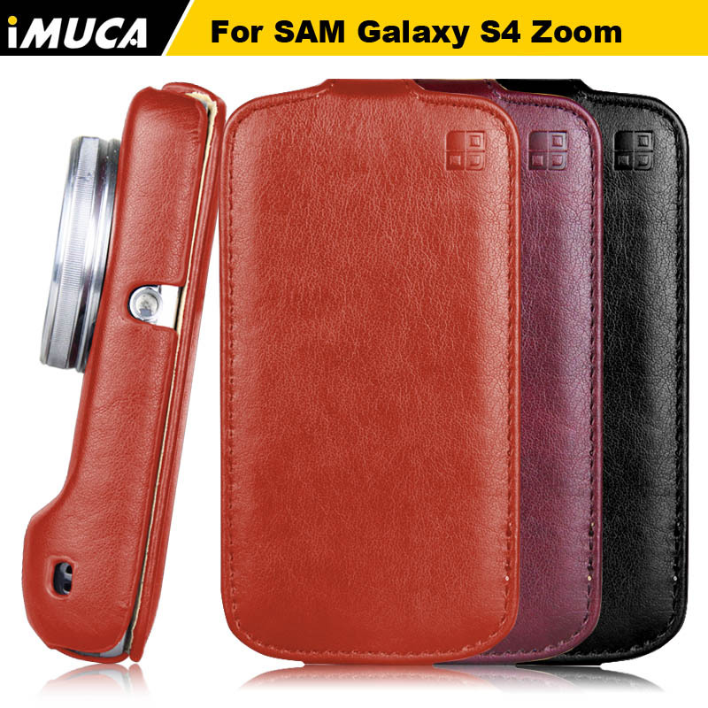 IMUCA Original case for samsung s4 zoom luxury flip ...