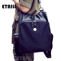2016 High Quality Luxury Laptop Backpack Waterproof Nylon Printing Backpacks Female Women Bag 2016 Sac A