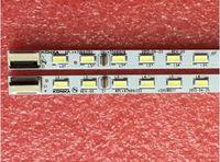 1pair x Original LED TV Backlight Strips for K ONKA LED47R5500PDF KPL+470B1LED2 35018081 60 LEDs 525mm Aluminum plate