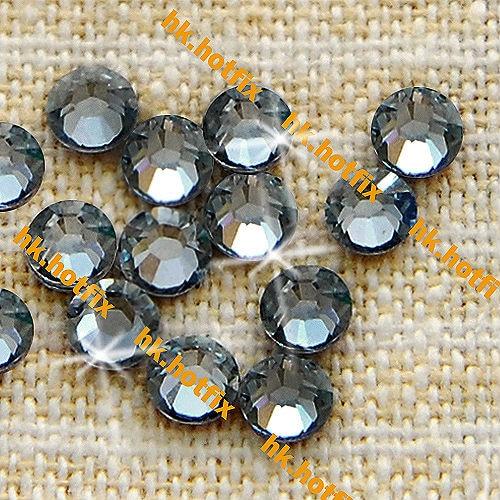 GENUINE Swarovski Elements ss12 Greige ( 284 ) 288 pcs Iron on 12ss Hot fix  Flatback Glass Crystal Beads 2038 Hotfix rhinestones-in Rhinestones from  Home ... a70939a48aba