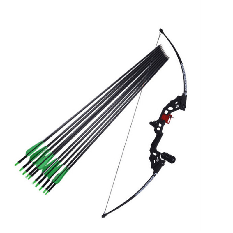 40 lb outdoor hunting archery recurve bow gym target shooting practice