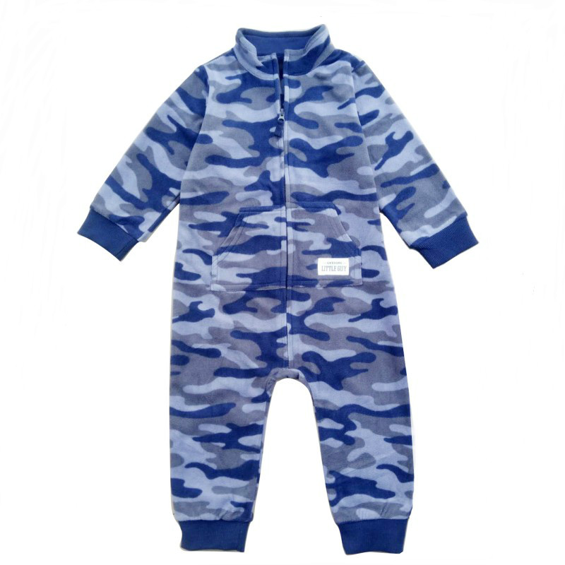 Navy blue camouflage