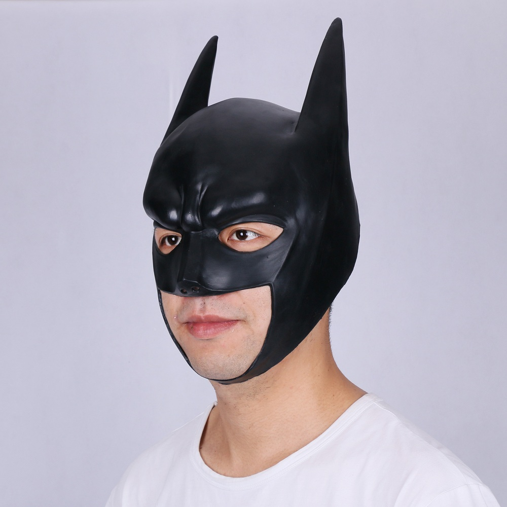 batman masks breathable batman vs superman mask dark knight latex mask cosplay batman mask. Black Bedroom Furniture Sets. Home Design Ideas