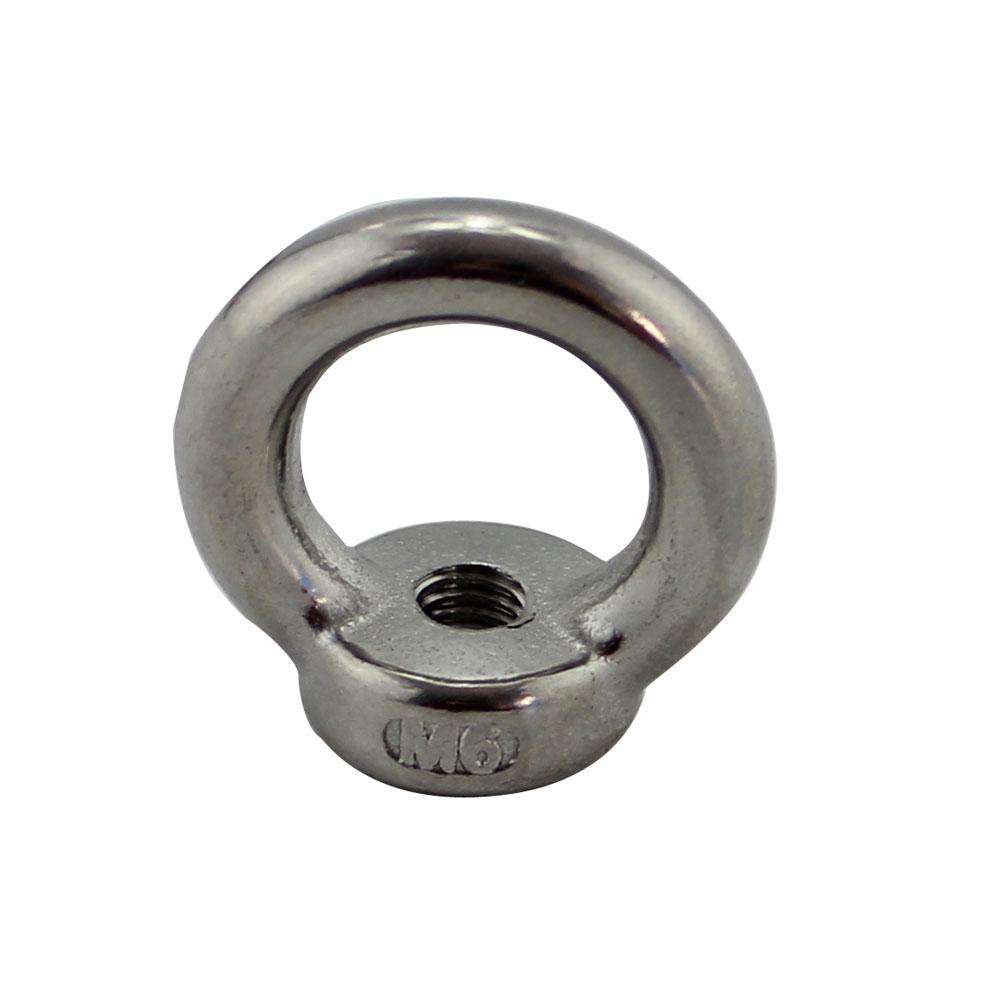 Lifting Eyenuts eye nut Stainless Steel Marine eye nut 10mm x 25mm Handy Straps