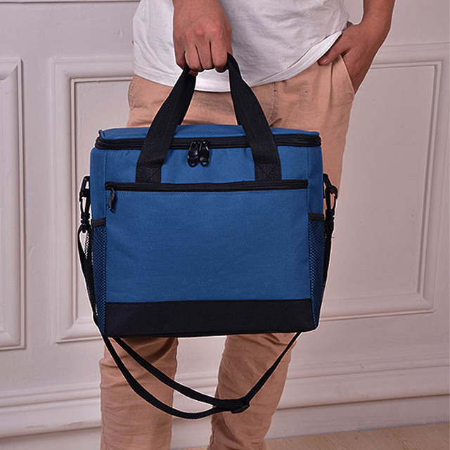 17l picnic box bags lunch cooler b