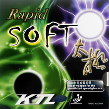KTL Rapid SOFT pips-in table tennis / pingpong rubber with sponge цена