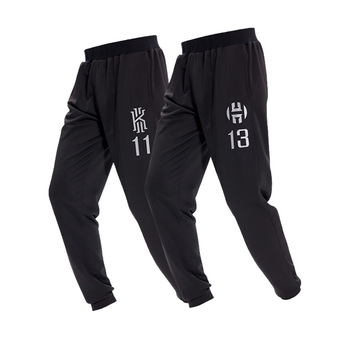 Unisex Kolam Olahraga Basket Celana Panjang Berjalan Bernapas Penyerapan Kelembaban Ukuran Besar Longgar Olahraga