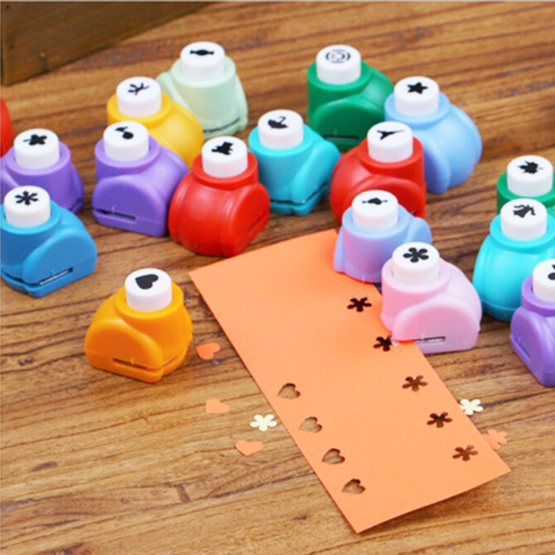 3.5cm Butterfly Cutter Seal Printing Paper Flower Cutter Funny Art Craft Toy Punch DIY Puncher Paper Cutter Scrapbooking Punches