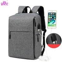 TZY Multifunction Laptop Backpack Anti Theft Backpack USB Charging Men School Notebook Bag Oxford Waterproof Travel