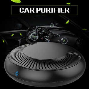 Car Air Purifier with Filter F