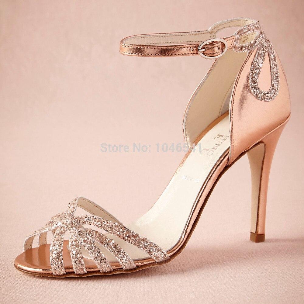 Popular Champagne Glitter Heels-Buy Cheap Champagne Glitter Heels ...