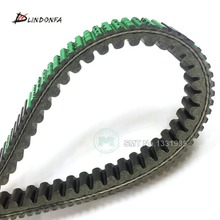 Scooter Moped CVT KEVLAR Double Teeth Drive Belt for PCX 125 150CC 14-17 23100 K36 J010 bando cvt drive belt for gilera piaggio 180 200