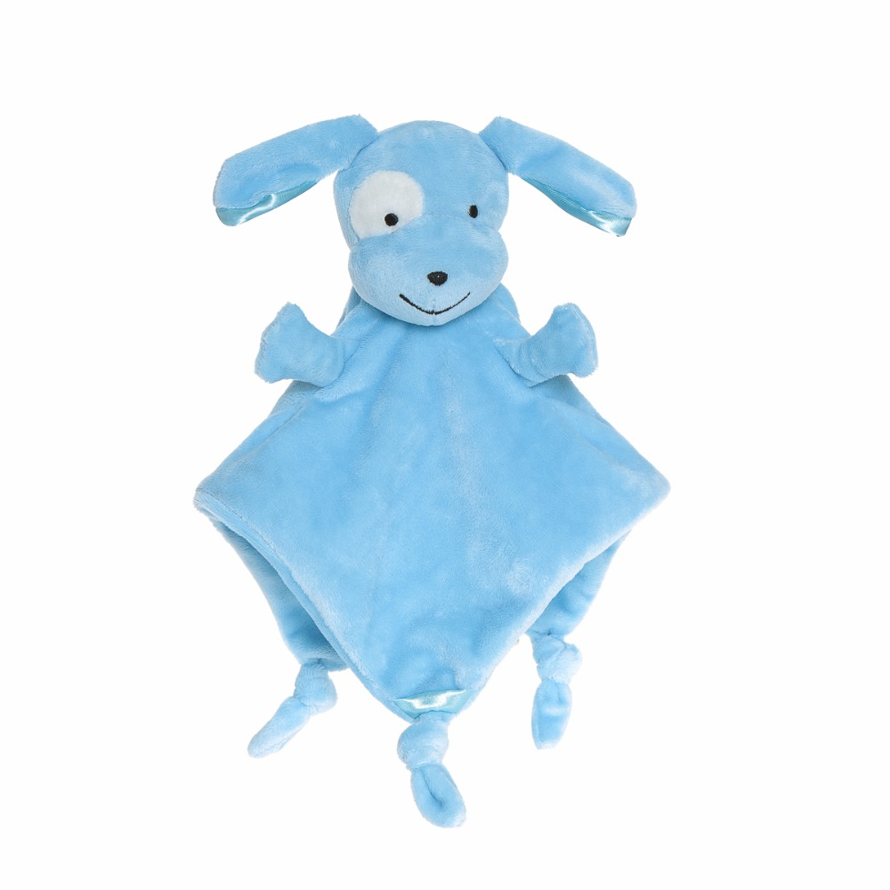 Wingingkids Newborn Baby Saliva Towel Sleeping Plush Animal Soft ...