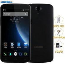 """DOOGEE X6 X6 PRO 8 ГБ/16 ГБ + 1 ГБ/2 ГБ Сети 3 Г 5.5 """"Android 5.1 MT6580 Quad Core 1.3 ГГц DOOGEE X6 PRO RAM 2 ГБ + ROM 16 ГБ LTE 4 Г"""