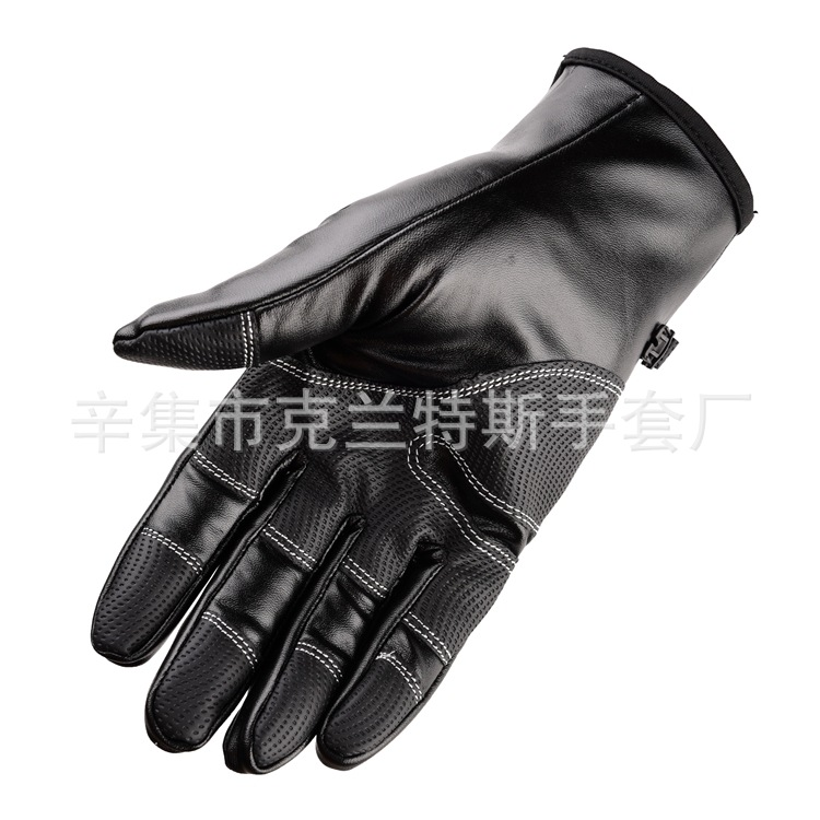 Winter Cycling Gloves Mittens Full Finger Waterproof Windproof Gloves For Women Men Warm Fleece Skiing Mountaineering Gloves in Cycling Gloves from Sports Entertainment