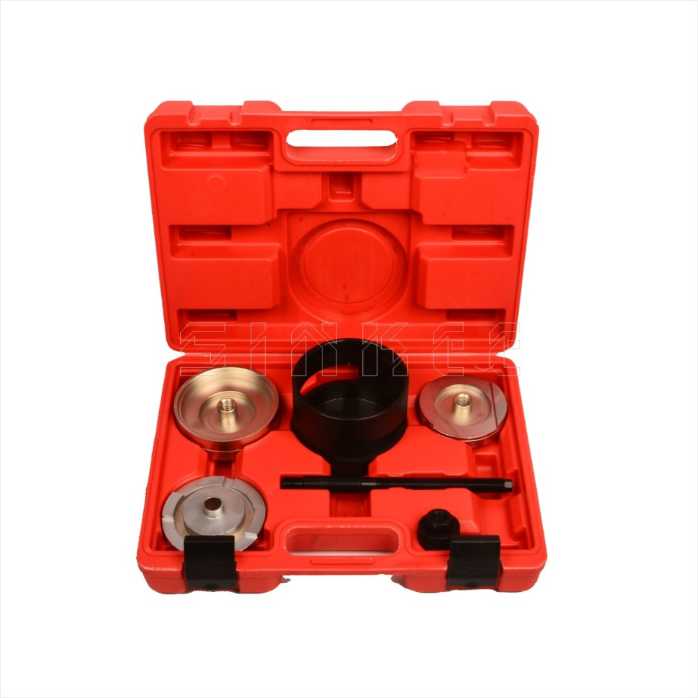 For BMW X5 E53 Rear Suspension Front Subframe Bushing Installation Bush Removal Tool 1999-2007 SK1300 rear ball joint tool kit bushing tool set suitable for bmw e38 e39