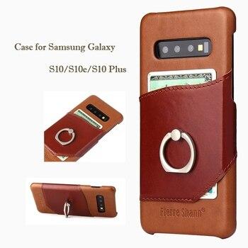 Kickstand Shockproof Galaxy S10 Plus Case