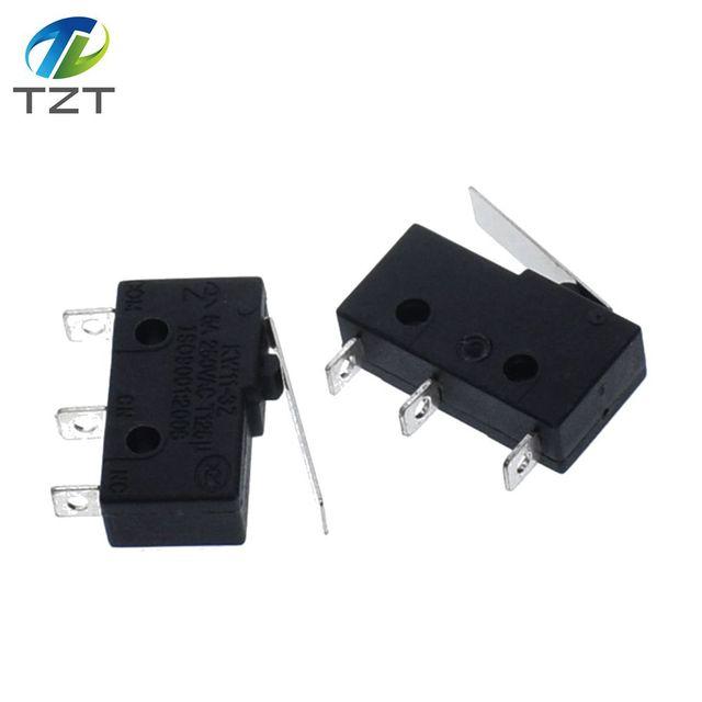 micro switch 3PIN 5A 250V Stalk switch KW11-3Z microswitch 50pcs/lot long Stalk switch in stock good quality