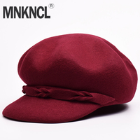 Winter Hat Berets 2018 New Wool Womens Warm Brand Casual High Quality Women's Vogue Knitted Hats For Girls Cap