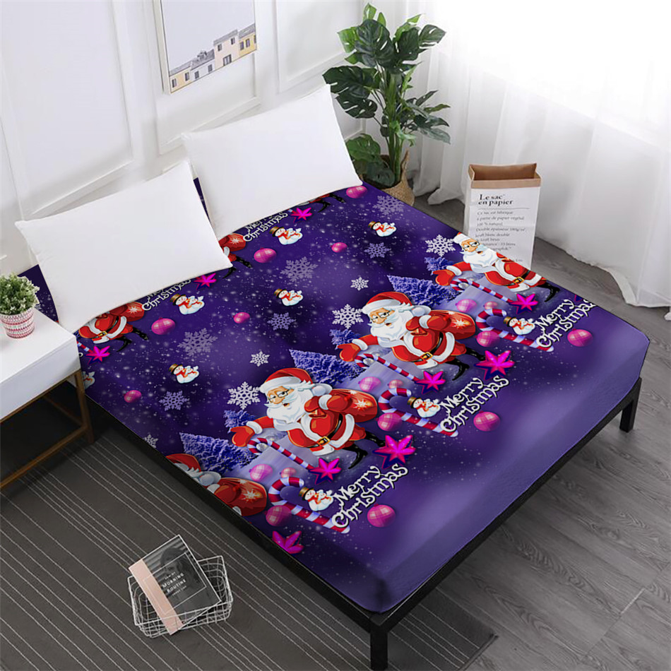 product - Christmas Sheets Twin