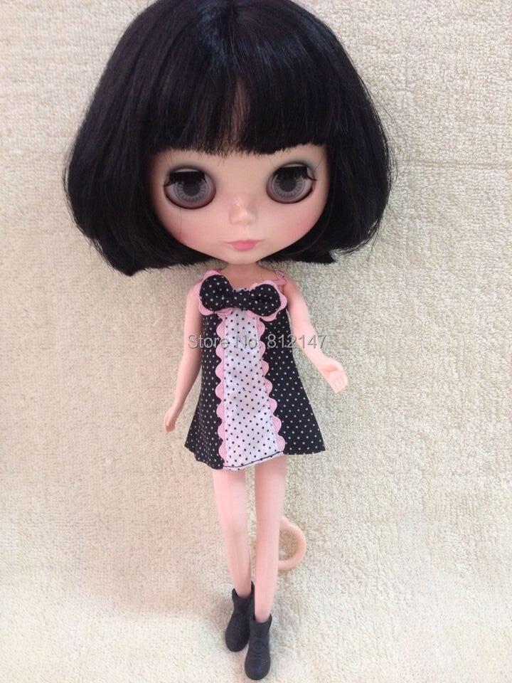 Fashion puppe, nude blyth puppe (schwarz haar) B21-in Puppen aus Spielzeug und Hobbys bei  Gruppe 1