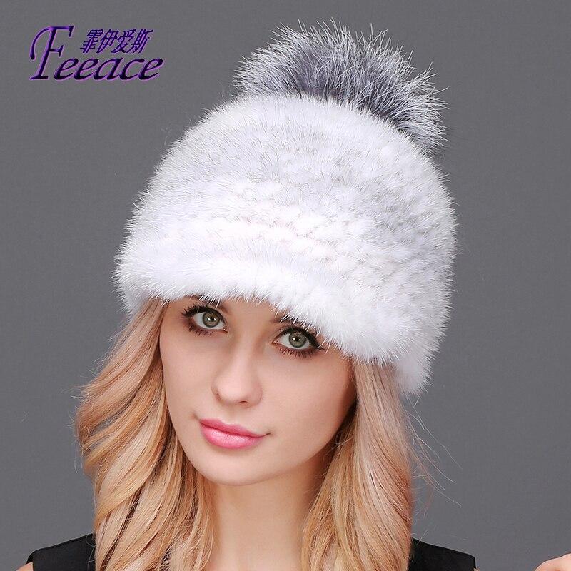 Feeace Viseras sombrero caliente del invierno 01f40b94525