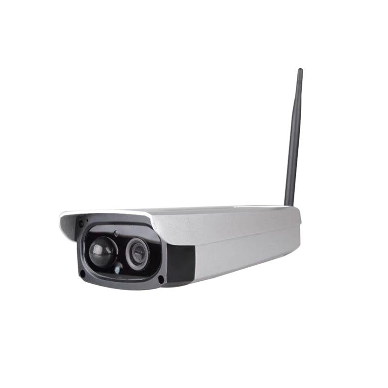 SmartYIBA WiFi IP Security Camera Battery Solar Power 1080P Camera Built-in PIR Human Temperature Detection Surveillance Camera